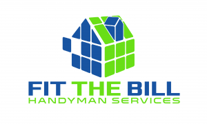 Logo for Fit the Bill Handyman Services
